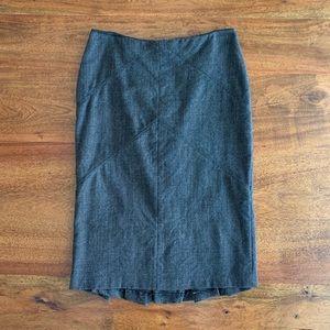 Mexx Gray Wool Skirt Size 2